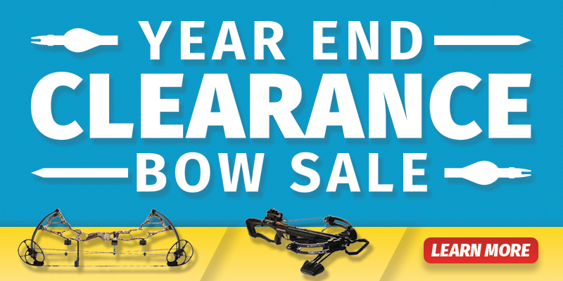 Special: Year-End Clearance Bow Sale